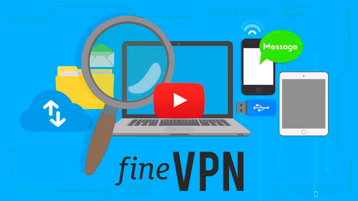 Free VPN. No traffic or speed limits. FineVPN .